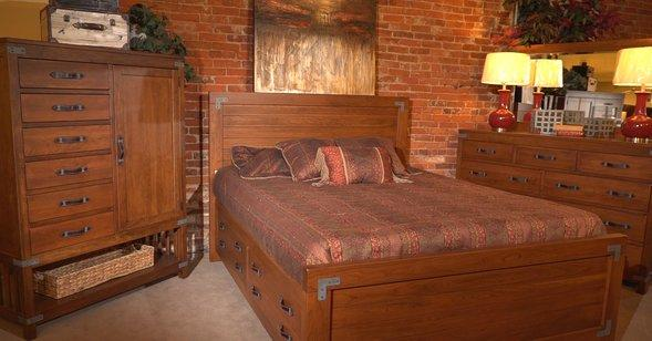 American Made Bedrooms