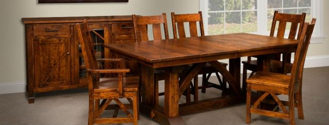 American Made Dining Room Table Sets Port Huron Michigan Furniture Store