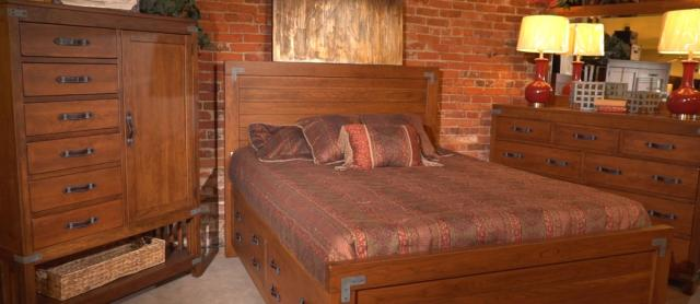 American Made Bedroom Sets Port Huron Furniture Store